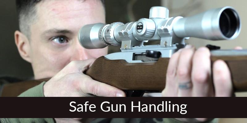 Safe Gun Handling