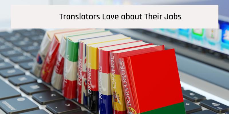 Translators Love Translating Job